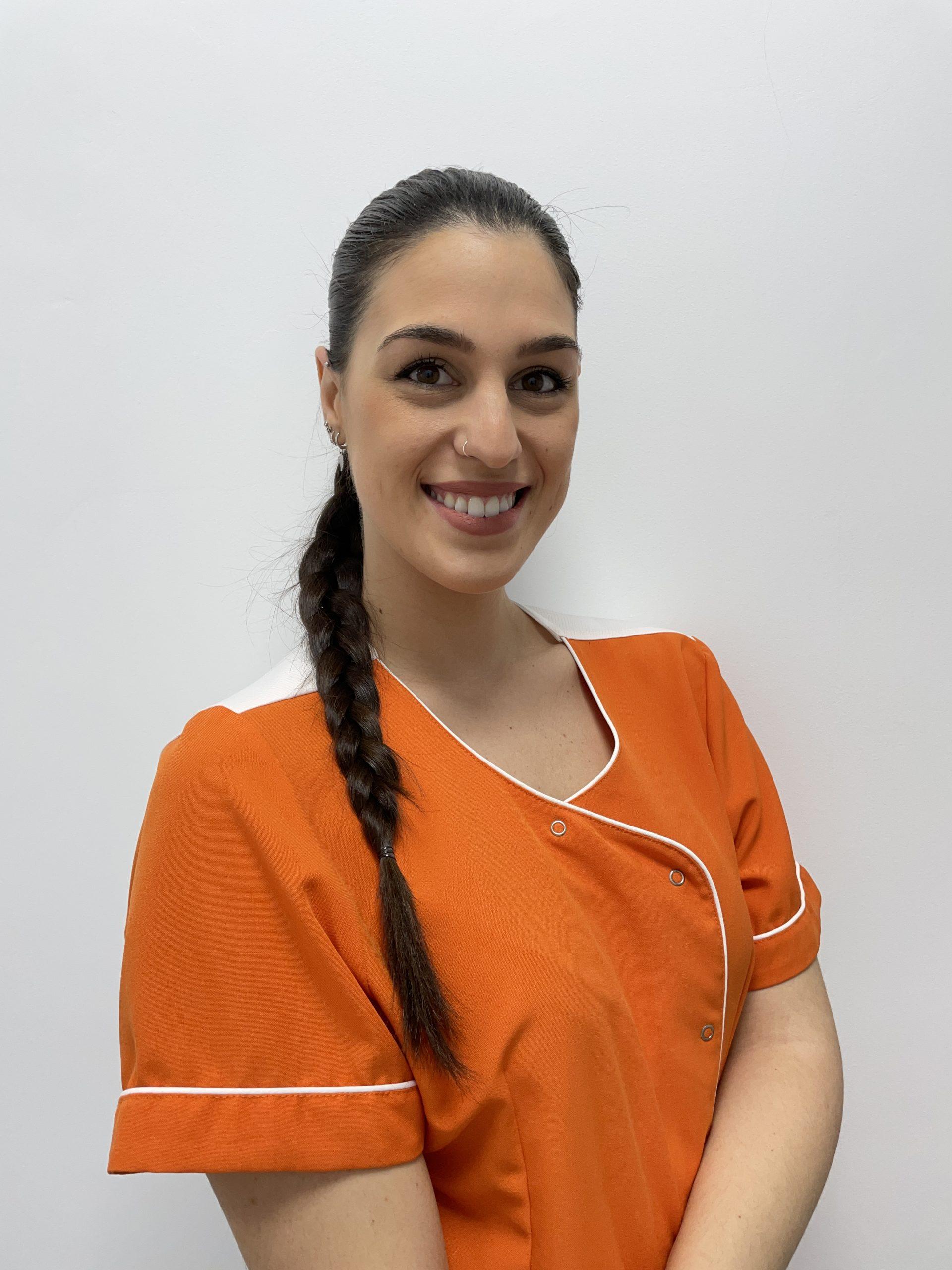Laura María Pérez Cañas.